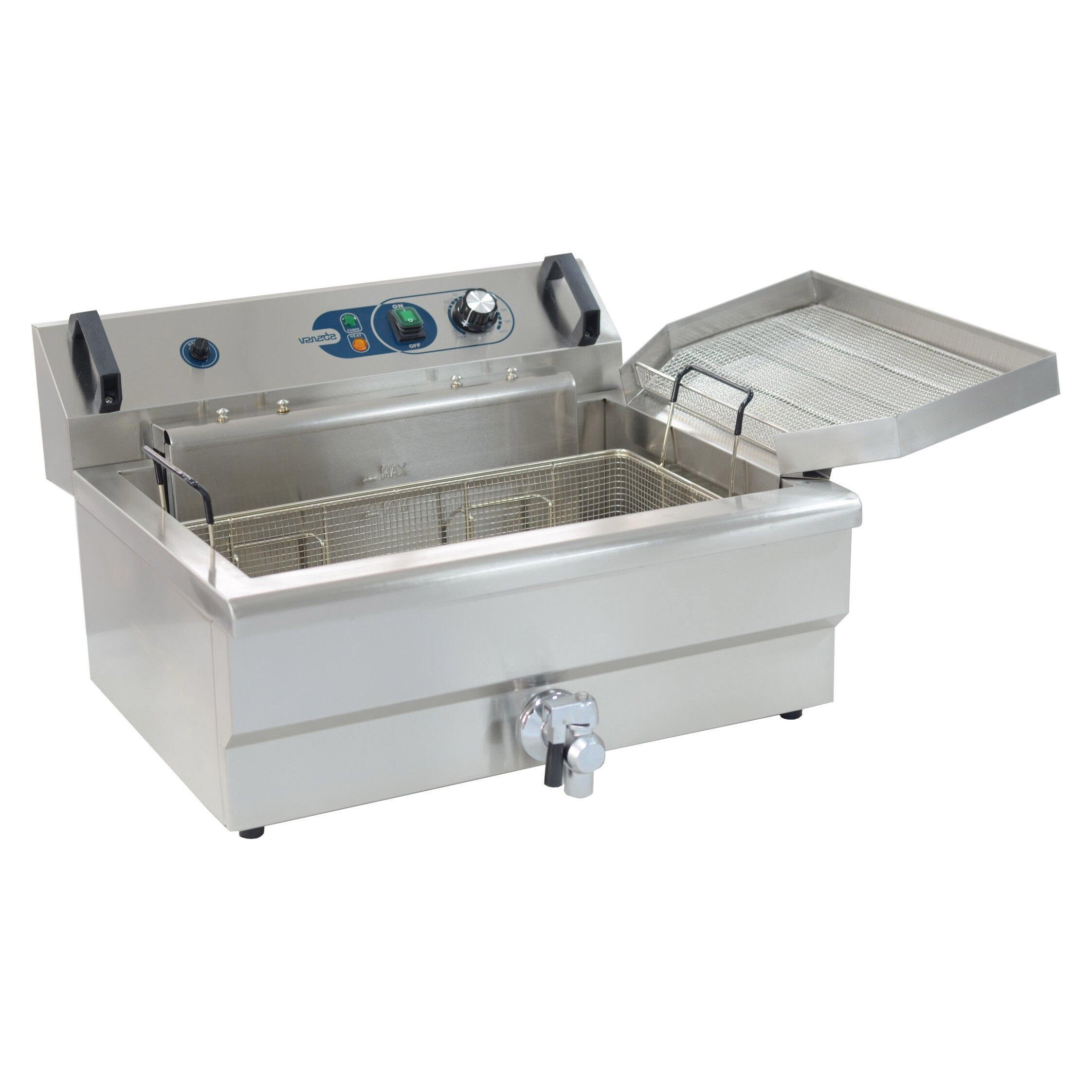 Stainless Steel Electric Deep Fryer for Sale