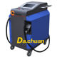 DC-G100W laser cleaning machine metal rust and rust removal equipment CNC factory high speed portable
