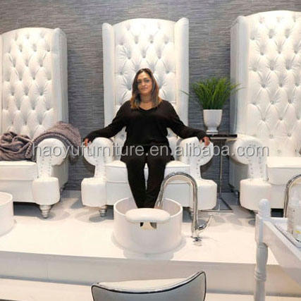 PC01 Amazing modern pedicure chair of nail salon furniture