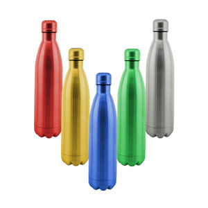 Top Supplier Promotional Wholesale Double Wall Stainless Steel BPA-free Water Bottle for outing climbing riding