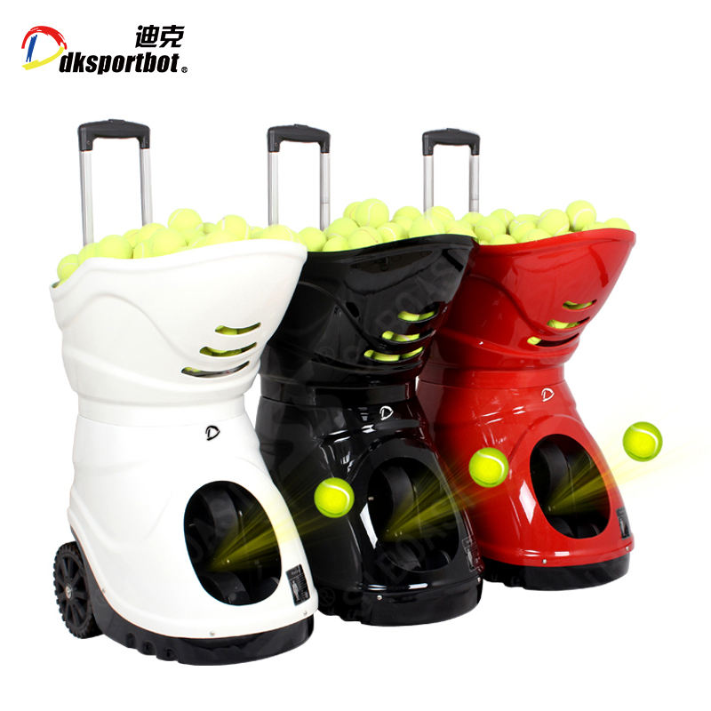 DKsportbot tennis ball training shooting machine with full function