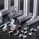 bosch compatible aluminum profile accessories for t slot aluminum extrusion