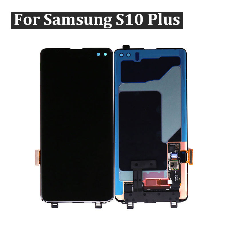 S8 Screen Replacement S8 LCD Screen Replacement For Samsung For Galaxy S2 S3 S4 S5 S6 S7 S8 S9 S10 Plus S6 S7 Edge Plus Display Digitizer Assembly