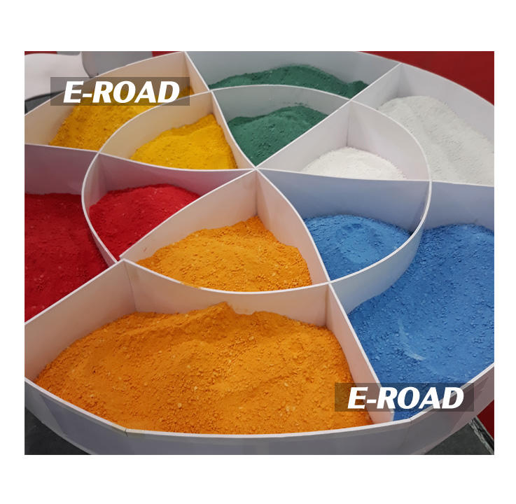 High Reflective Thermoplastic road marking powder paint