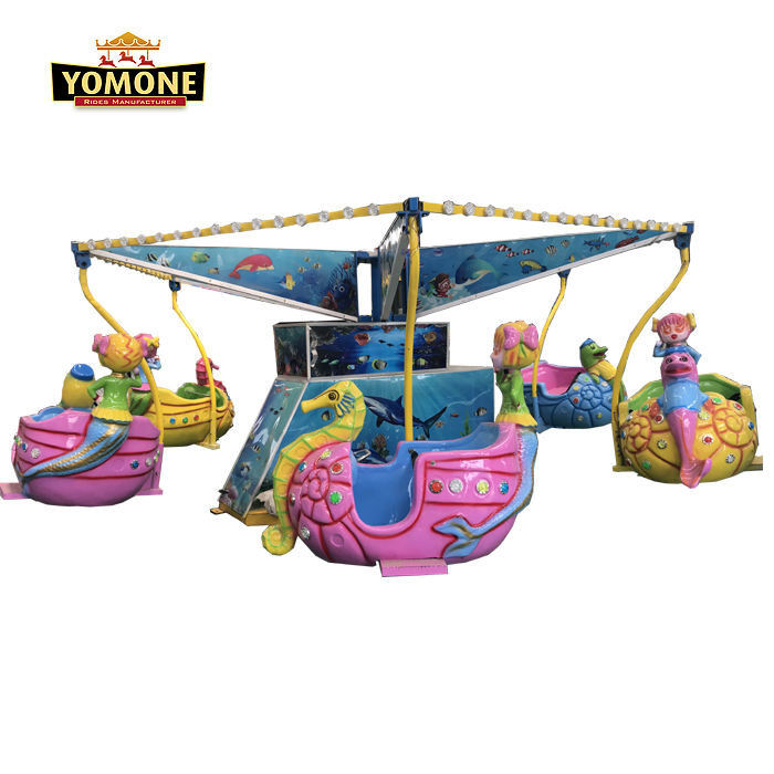 Ocean Walking Rides Import from China Amusement Park Games