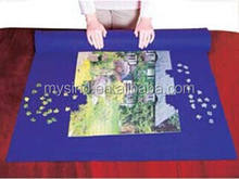PUZZLE ROLL-UP MAT, puzzle saver, puzzler storage