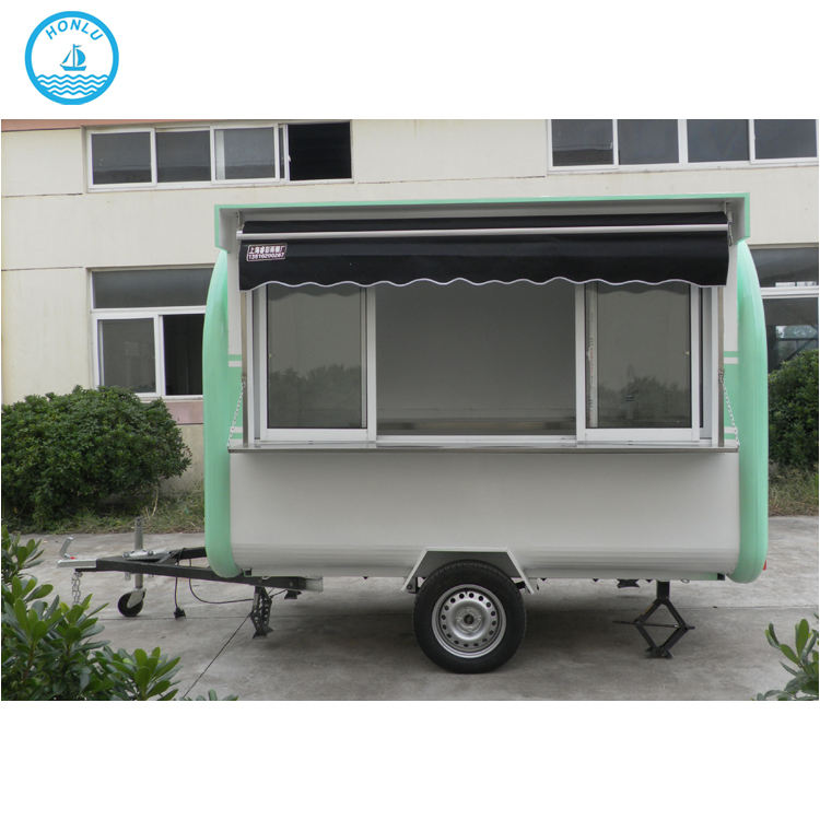 Bakery Mobile Car Wash Pancake Fry Francese Carrello
