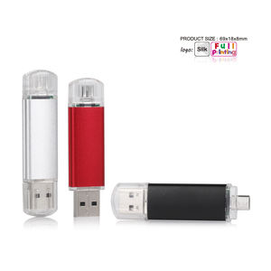 4 Gb, 8 Gb, 16 Gb, 32 Gb Otg Usb Flash Drive Voor Android Telefoon