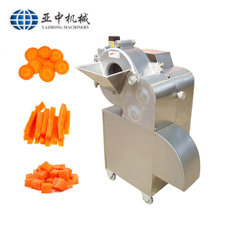 China supplier industrial multi-purpose vegetable fruit cutting slicing machine food grade