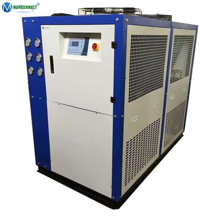 China Top Manufacturer UL 15 HP 10 Tons Industrial Chiller Air Cooled Water Chiller