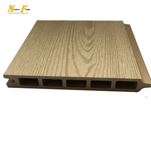 Anti-slip waterproof wpc wall cladding