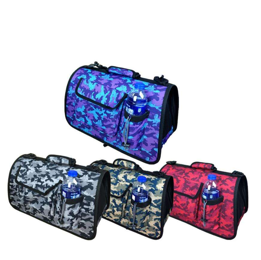 Three colors Camouflage Portable dog Pet carrier for Small Dog Cat carrier bags