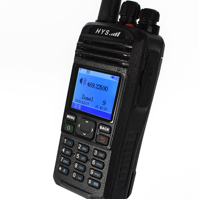 Long range DPMR UHF digital radio walkie talkie 100km