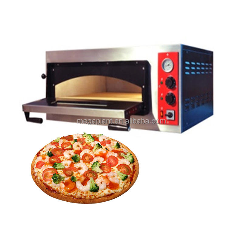 Elektrische Mini Pizza Maker Kochplatte Backofen Pizzaofen