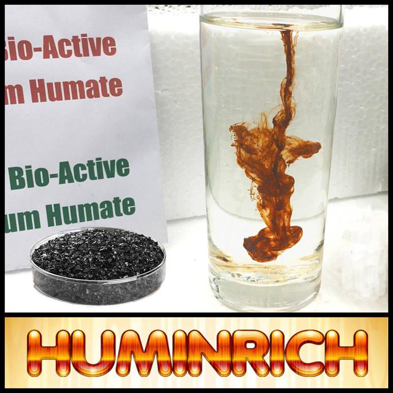 Huminrich 100% nước hòa tan Axit Fulvic cach bon phan cho cay tieu