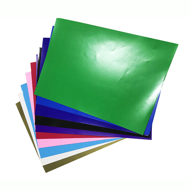 Most popular craft glazed color coated paper