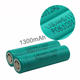 100% Original LGDAHD11865 18650 3.7V 1300mAh Li ion Rechargeable Battery