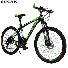 2017 factory price 26 inch mountain bike with 21 speed MTB bike bicycle