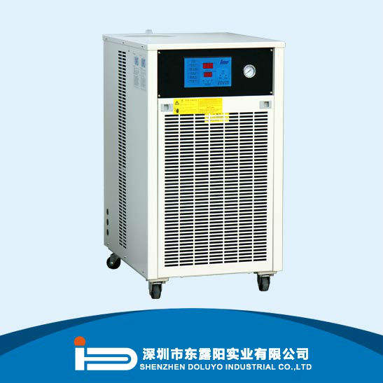 daya kecil laser chiller air