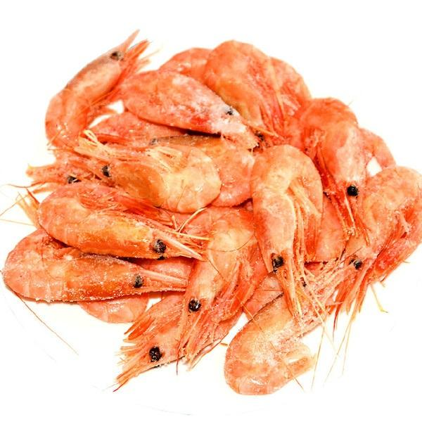 Frozen Penaeus vannamei shrimp and prawn