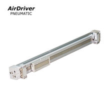 pneumatic cylinder Mechanically Jointed Rodless Cylinder MY1B High Reflective SMC model