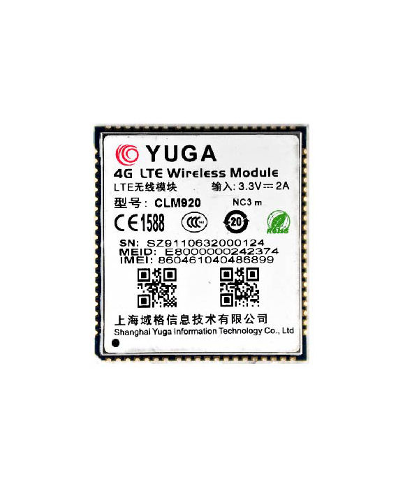 YUGE based on Qualcomm chips LCC cheap 4g lte module