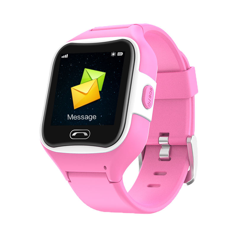 Waterproof Gps quadruple positioning Children's Phone Smart Watch SOS 4G kids smart watch