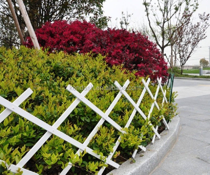 China supplier flexible plastic fence privacy decoration garden