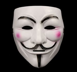 Halloween Factory Direct Goedkope V-Vendetta Cosplay Masker