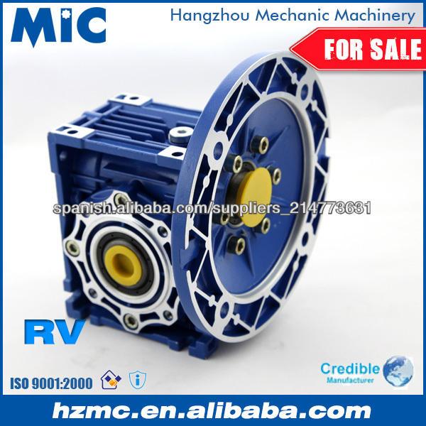 NMRV Tipo de ángulo recto Flender Transmisión Caja de cambio para el motor