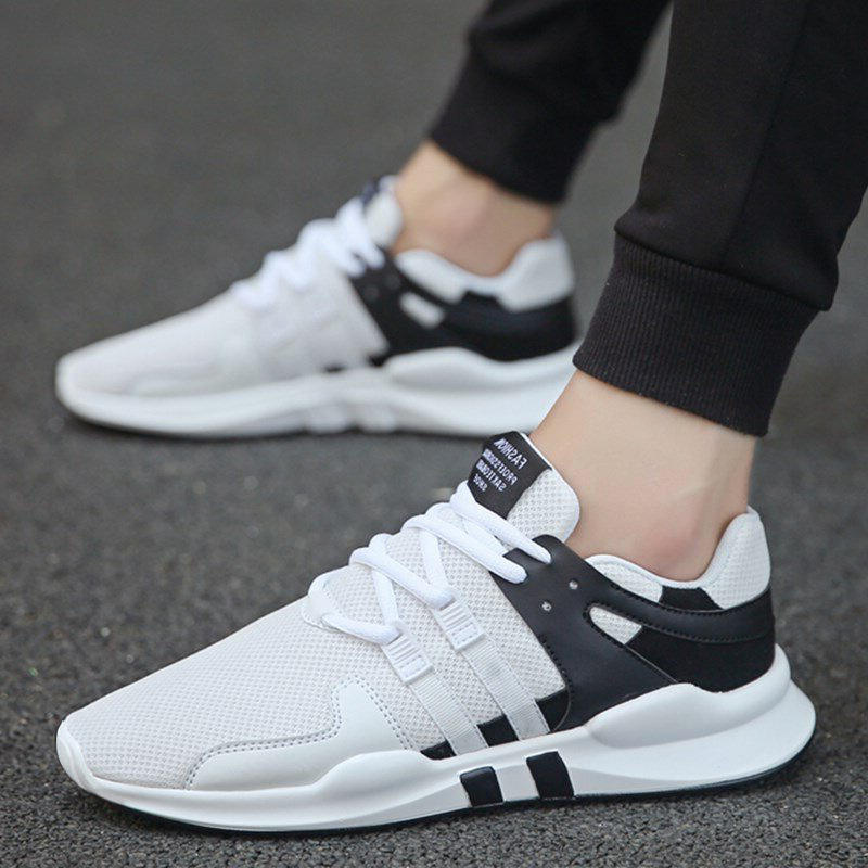 China Shoes 2019 Wholesale Cheap Men's Casual Shoes