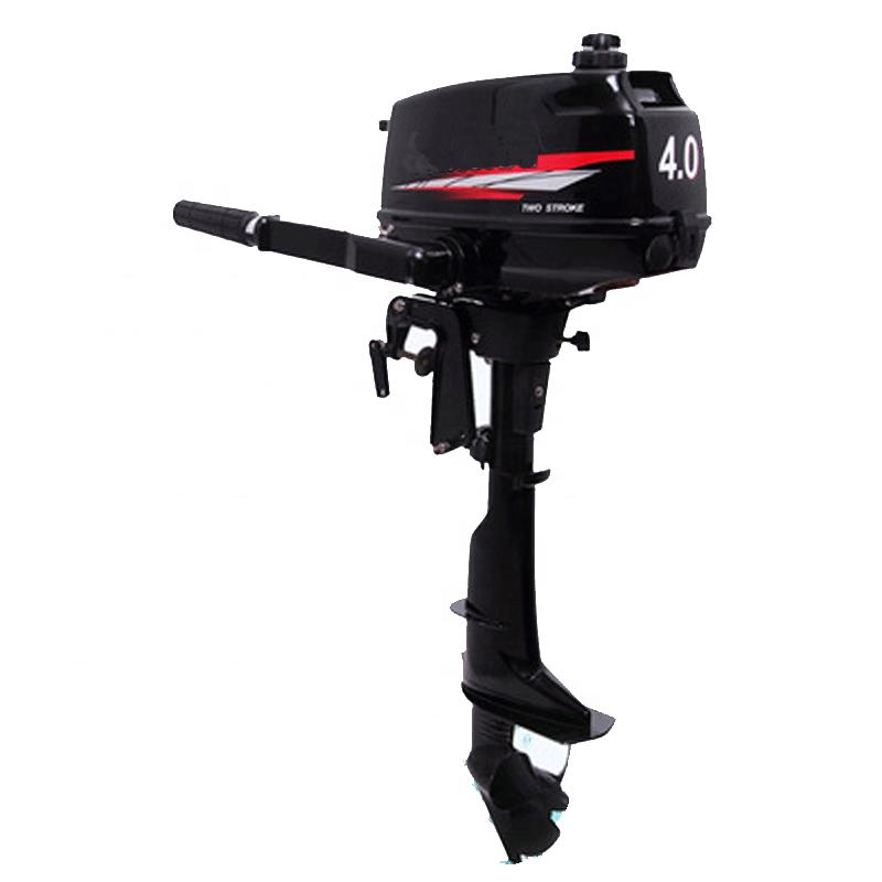 Efficient Boat Short Shaft 2 Stroke Outboard Motor