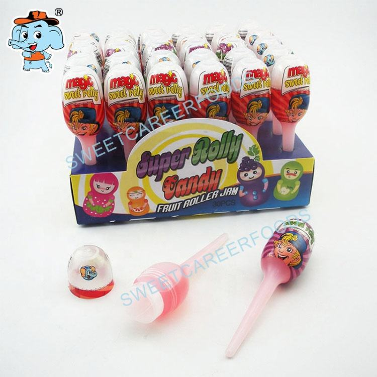 lollipop shape lick liquid rolly candy sweets
