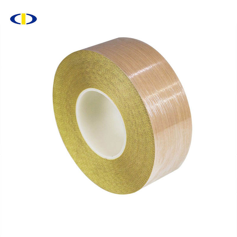 PTFE High Temperature Withstand Insulation Adhesive Tape for LCD, Vacuum Sealer