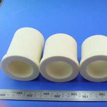 custom advanced ceramics 90 99.5 insulating Porcelain or Alumina ceramic tube