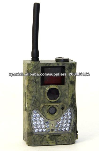 8MP MMS GSM GPRS Cámara infrarroja de la caza escultismo cámara