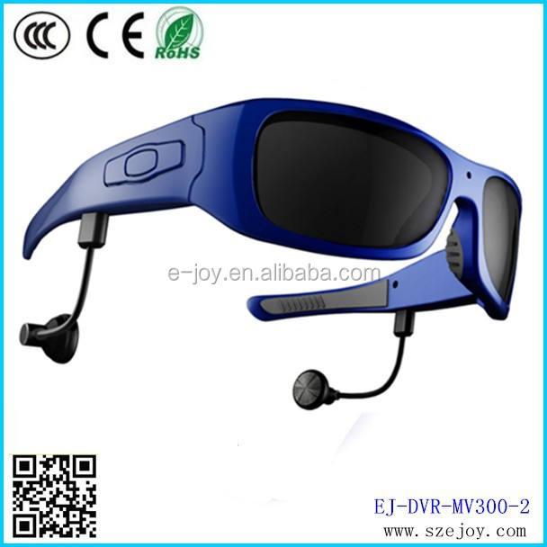 Hd <span class=keywords><strong>1280x720p</strong></span>@30fps mini gizli hd gözlüğü kamera mv300