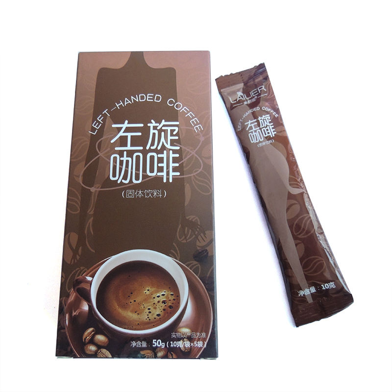 Chinese Instant Slimming Coffee health natural L-carnitine Loss Weight Coffee