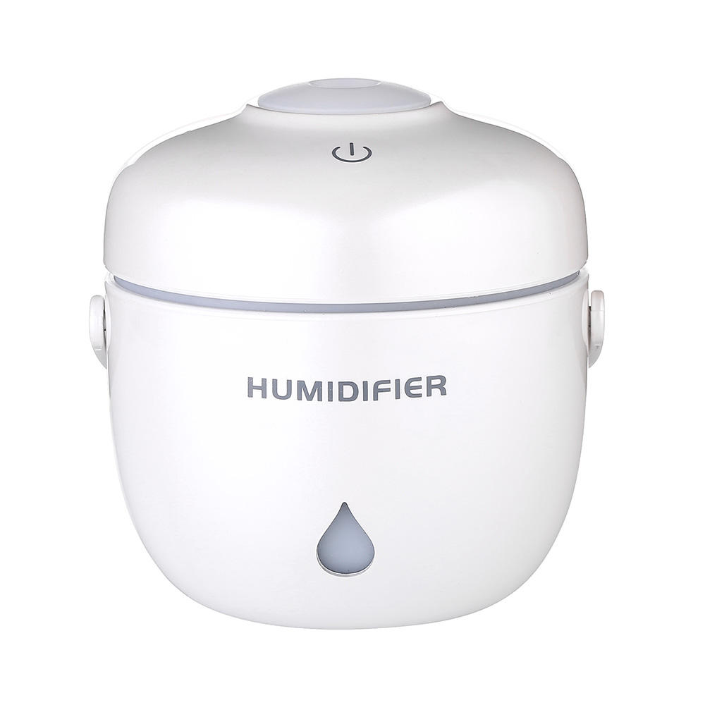 Coréen Humidificateur D'air Diffuseur D'arôme, Humidificateur De Voiture À Ultrasons, Humidificateur Ultrasonique de Brume Fraîche D'air