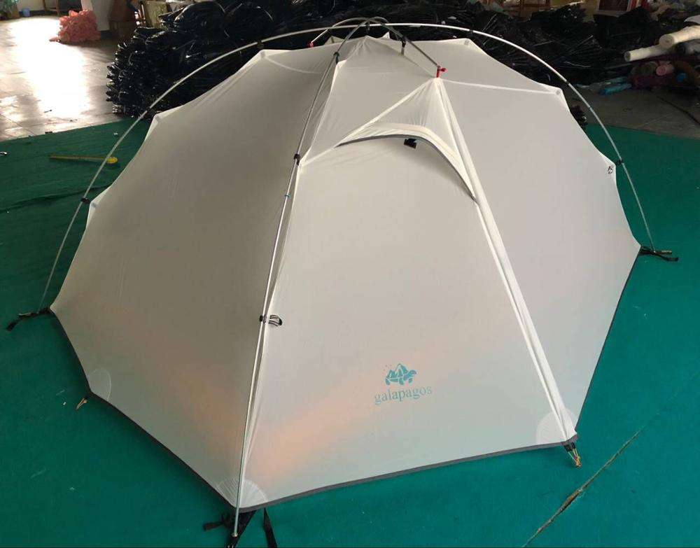High-end Ultralight 20D Silicon coated Trekking tent,CZX-312 Outdoor Gravity 1P/2P Ultralight 2 person Tent,20D Silicon tent