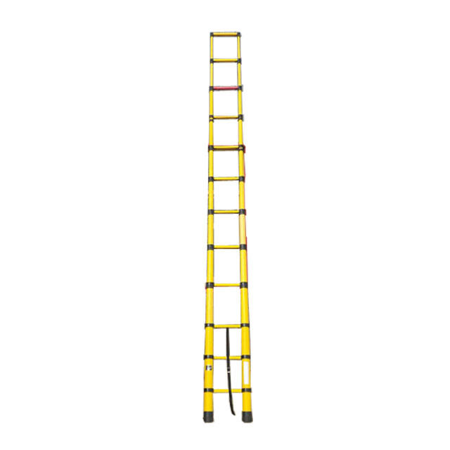 Fiber glass folding ladder Pultrusion safety Lightweight attic folding ladder
