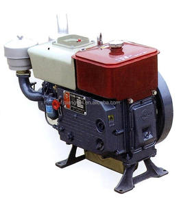 GF1 Series single-cylinder water-cooled 5kw marine diesel generators