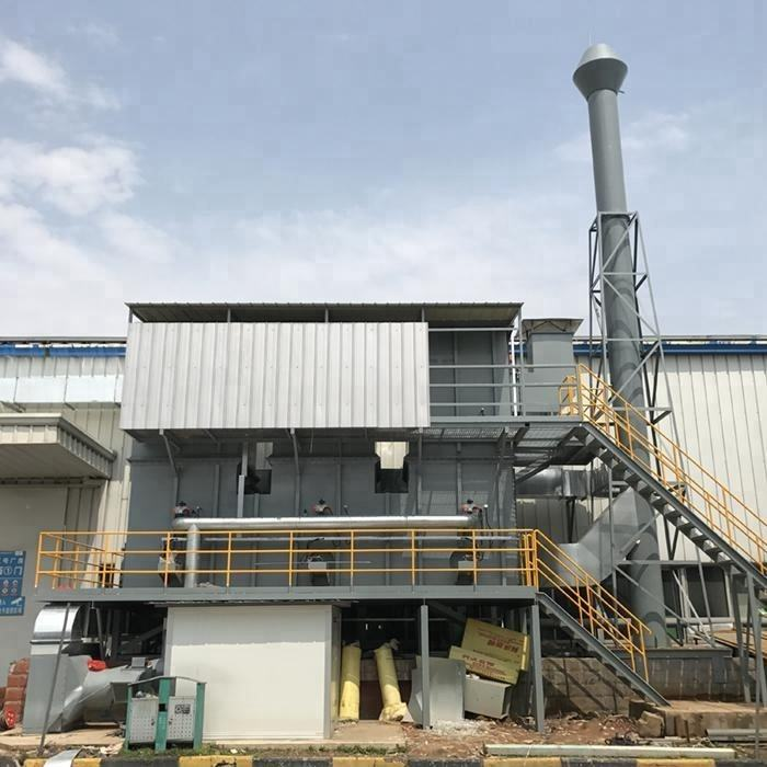 Regenerative Thermal Oxidizer For Gas Disposal /VOC Treatment