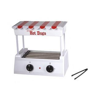 Eh 205 Électrique En Acier Inoxydable Hot dog Roller Grill