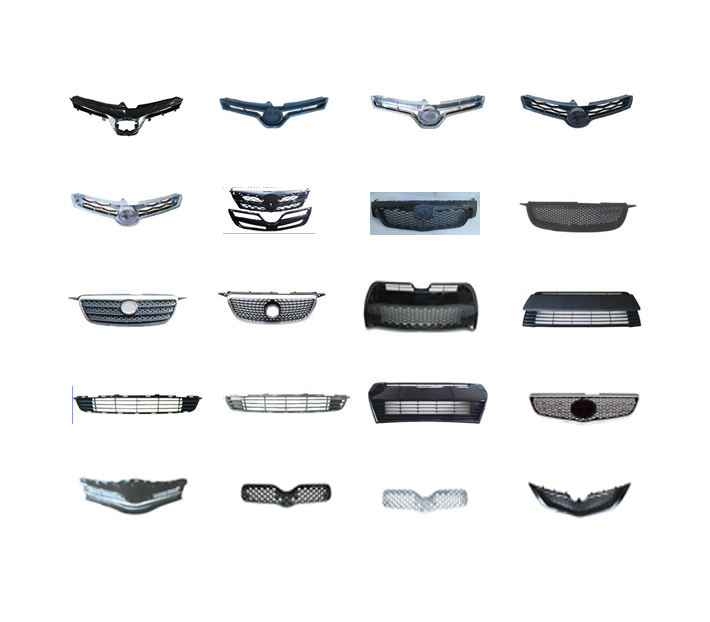 APW China Supplier Manufacturer Price Wholesale Various Car Auto Grille