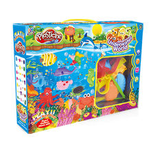 2019 Hot Sale Underwater World Kids Plasticine Clay Play Dough Toys