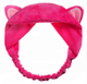 2018 Cat Ear Plush Hairbands Party Gift Headdress Hair Head Band Headwear Ornament Trinket Hair Accessories Makeup Tools