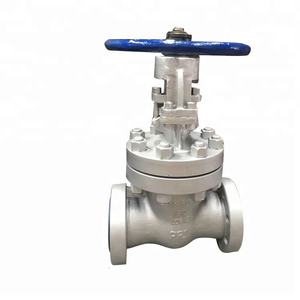 High Pressure Steam 1.0619 OS&Y Gate Valves