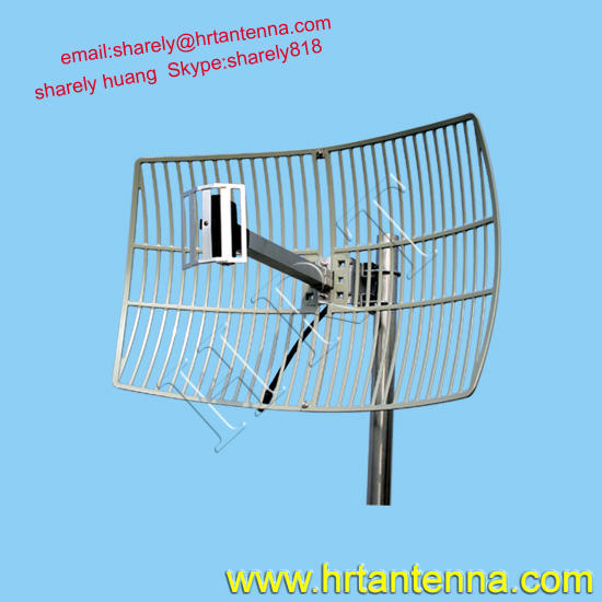 3500MHz 23dBi Outdoor Directional Point To Point Grid Parabolic Antenna TDJ-3500SPD6