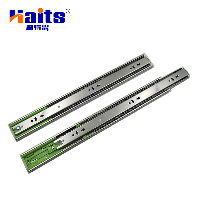 45mm Double Spring Undermount Soft Closing Drawer Slide HT-01.015C